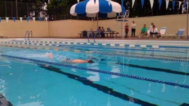 After Slight Delay Grant Pool Is Open For Summer Swimmers