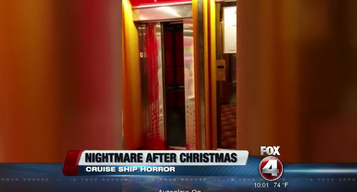 Kgwcom Family Horrified By Gruesome Death On Cruise Ship - Cruise ship fatalities
