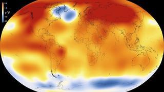 NOAA, NASA: 2015 hottest year on record