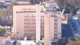 No gunshots found after sweep of Naval Medical Center San Diego