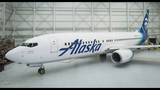 Photos: New look for Alaska Airlines