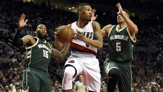 Blazers win fifth straight game