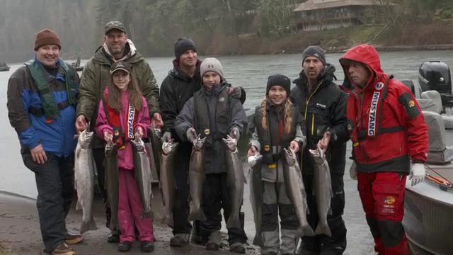 Grant's Getaways: Steelhead fishing