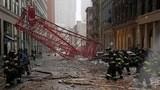 Photos: New York City crane collapse