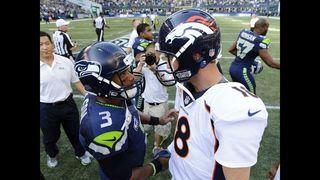 Russell Wilson thanks Peyton Manning