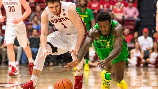 Stanford upsets No. 11 Oregon 76-72