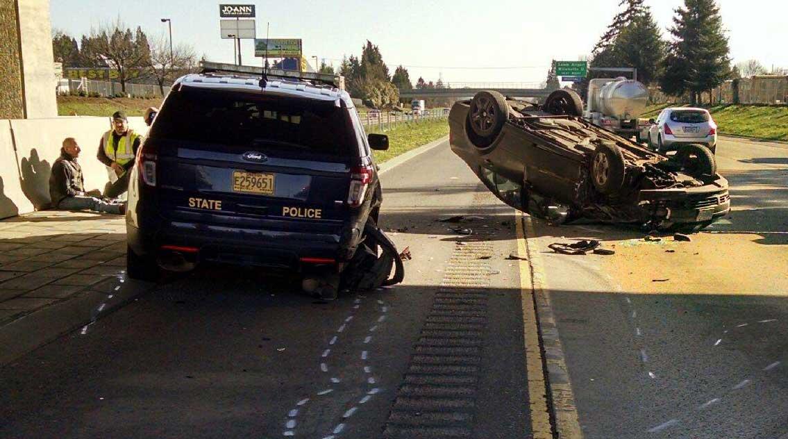 Oregon State Police Investigating Fatal Motorhome Crash