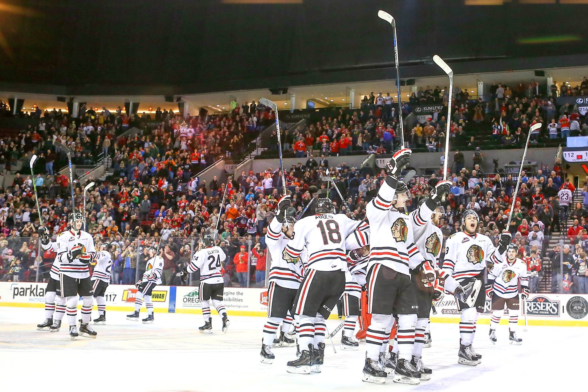 Portland Winterhawks make changes at the top
