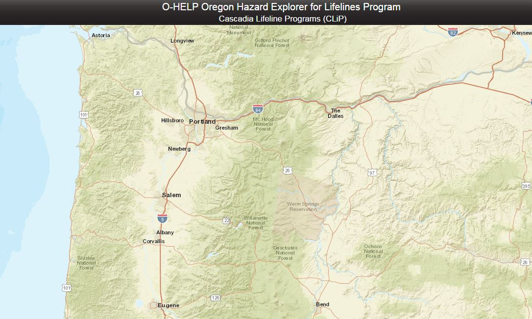 Kgw.com | OSU Working On Earthquake Risk Assessment Tool
