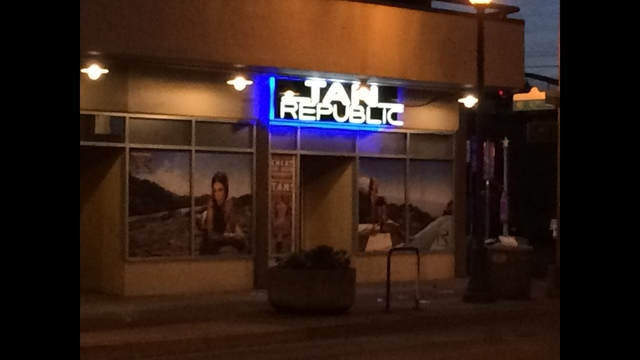 Tan republic salons burrglarized for 360 tanning salon