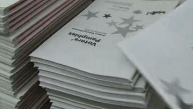 Oregon voters pamphlet