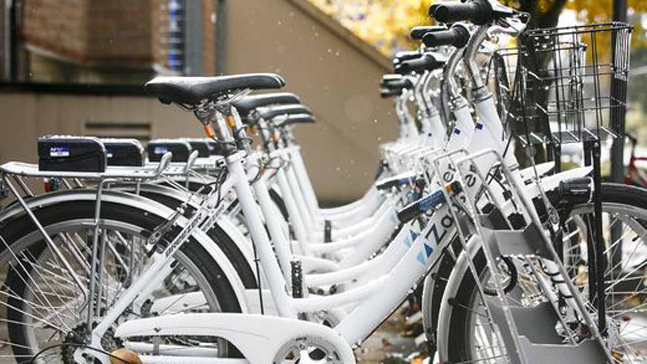 Salem may have bike-share program by spring | KGW.com