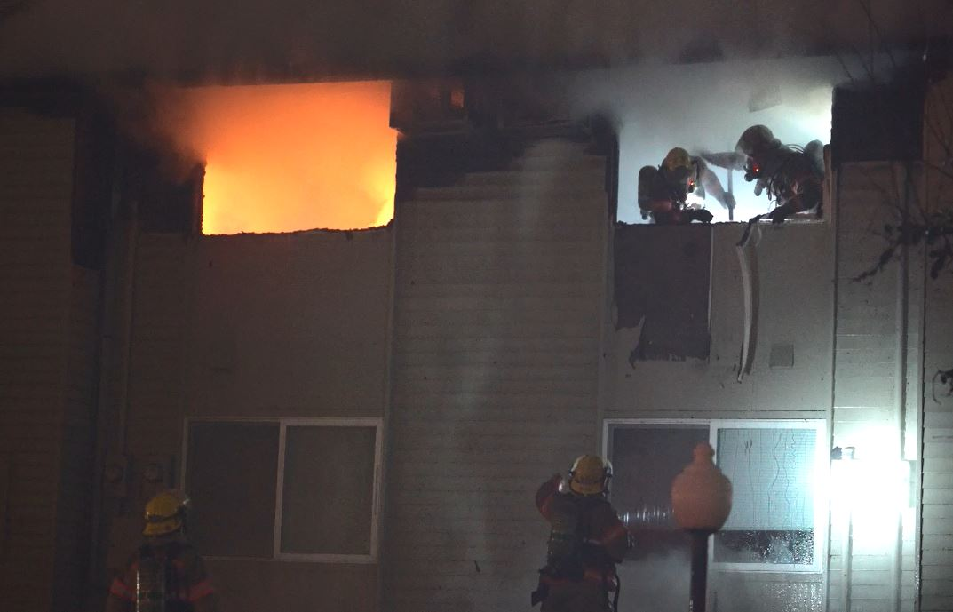 Reed College Students Injured In Se Portland Apartment Fire