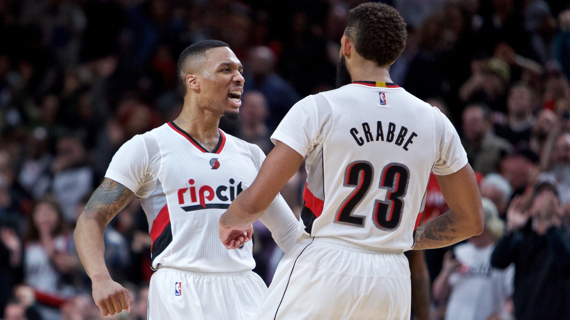 Lillard scores franchise record 59 points in Blazers win against