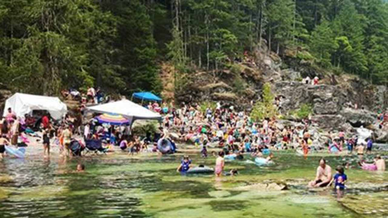New Rules For Detroit Lake Three Pools And Opal Creek Areas