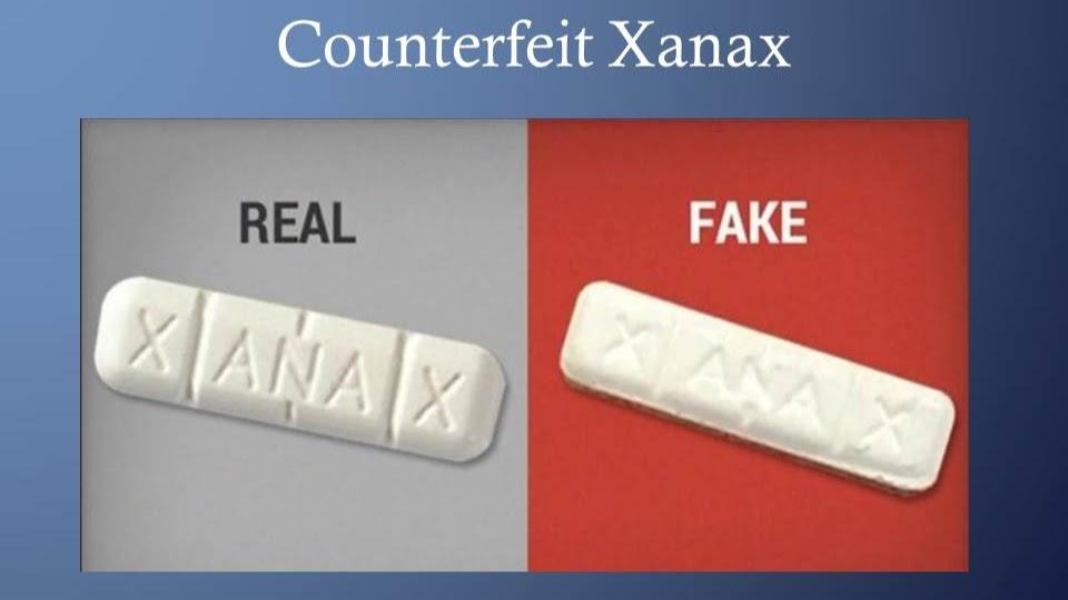 Real Green Xanax Bars >> kgw.com | Fake prescription drugs causing overdose deaths in Portland area