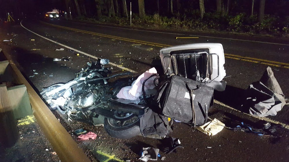 Gresham man arrested for manslaughter, DUII in fatal Highway 26 crash