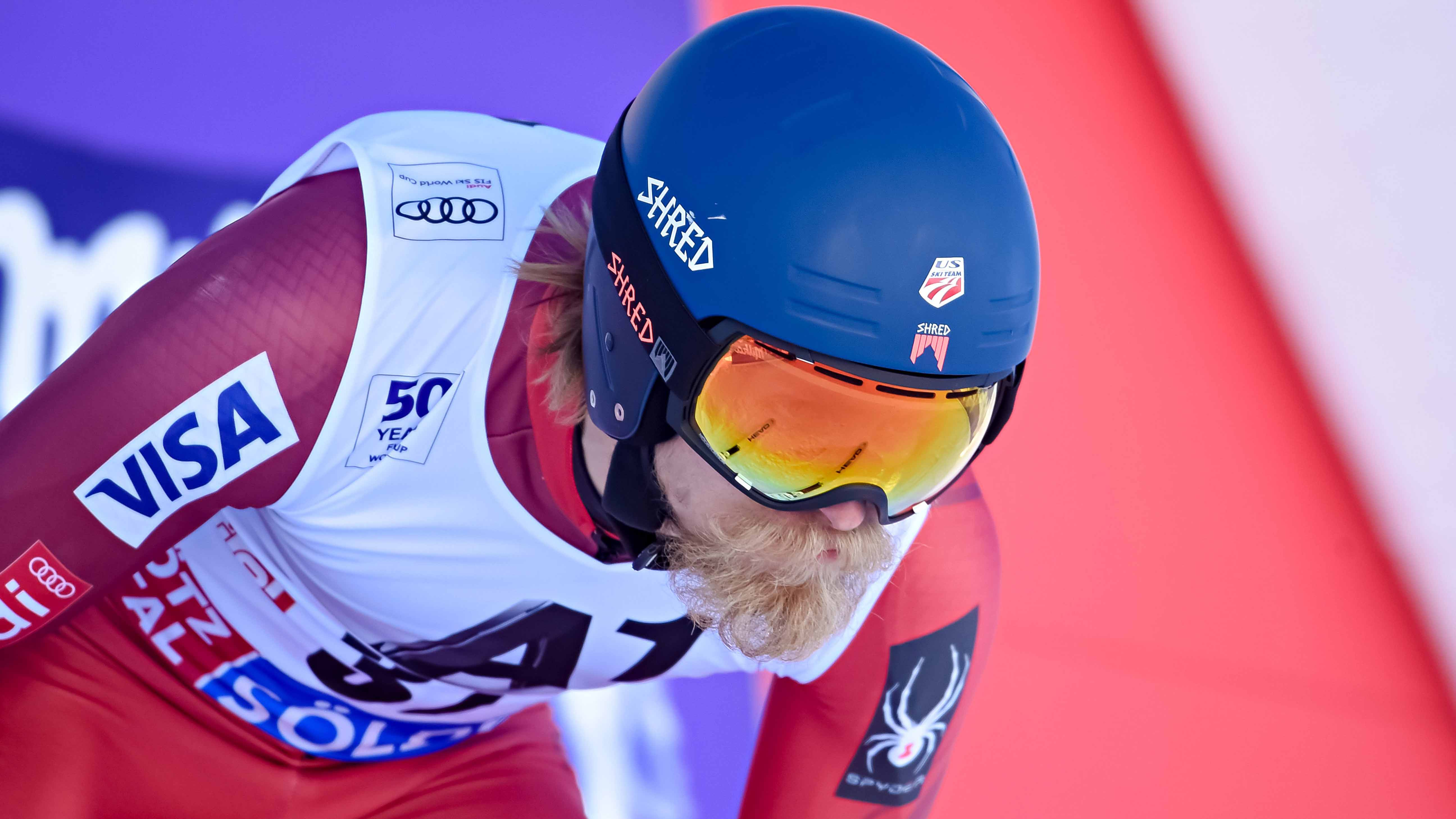 Bend S Tommy Ford Will Race In The Giant Slalom In Pyeongchang Kgw Com