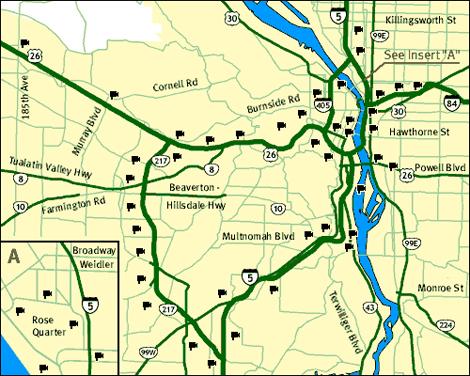 Kgw Traffic Map Tripcheck on KGW | Traffic | KGW.com Kgw Traffic Map